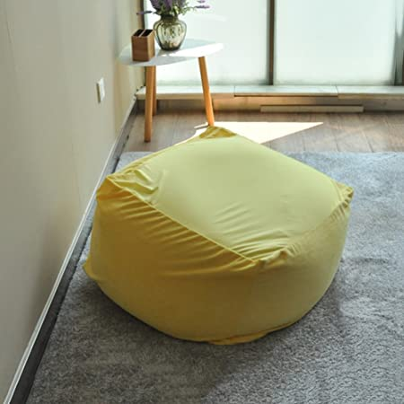 Marvelous Zemin Bean Bag Lazy Sofa Bean Bag Single Lounger Cushion Machost Co Dining Chair Design Ideas Machostcouk