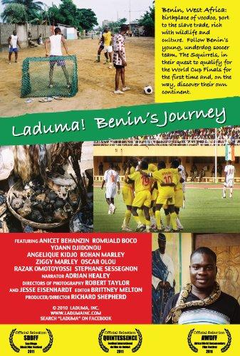 fan products of Laduma! Benin's Journey