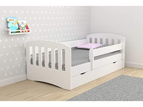 Toddler Bed Kids Bed Junior Children S Single Bed With Mattress