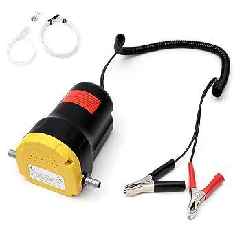 Amazon.com: NuLink - Extractor de aceite diésel de 12 V para ...