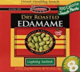 Dry Roasted Edamame Snack Packs Lightly Salted 8/.79 oz (Case of 12)