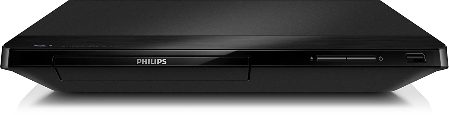 Philips BDP2100/F7 Blu-ray Player Download Driver