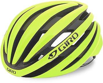 Giro Cinder - Casco de Bicicleta - Amarillo Contorno de la Cabeza S | 51-