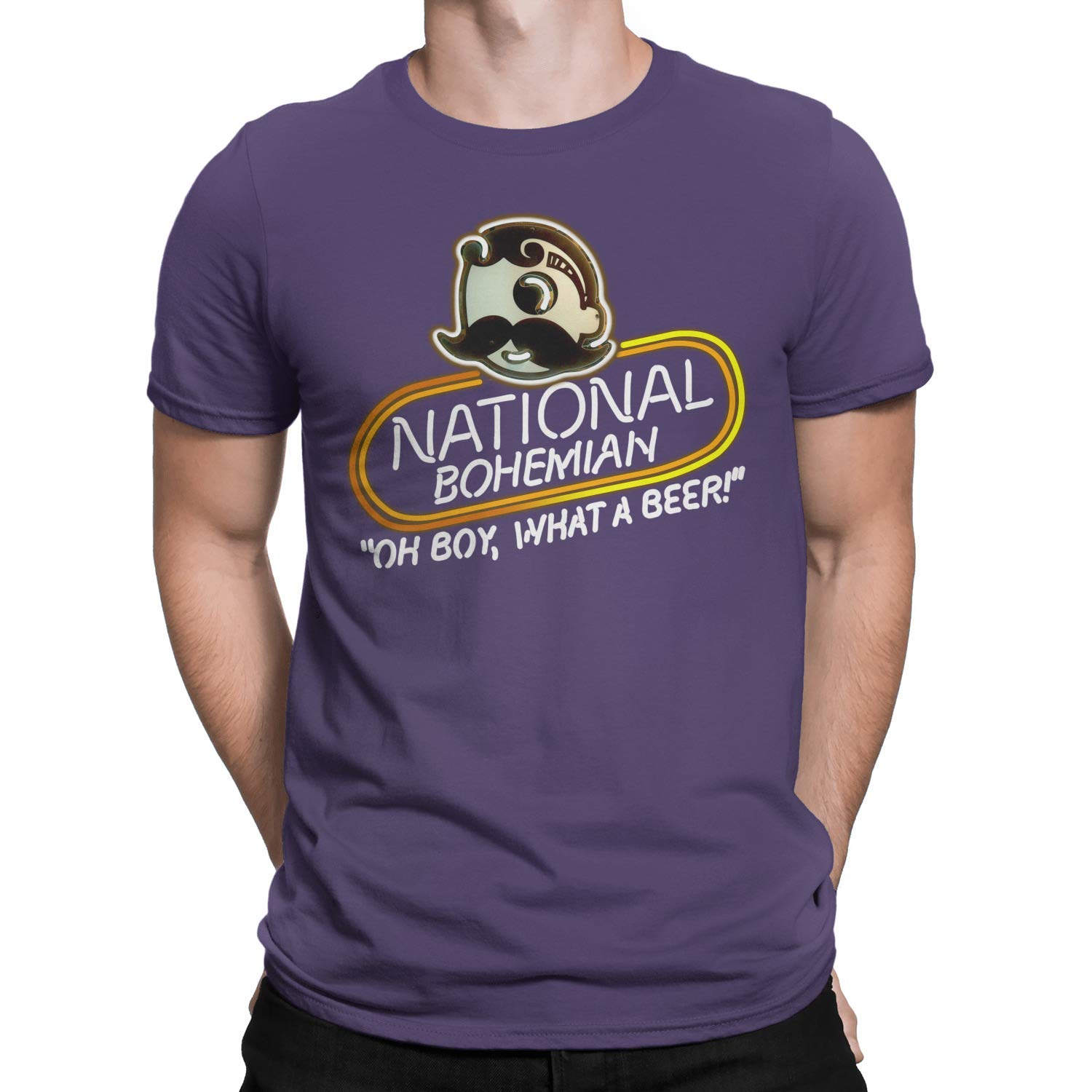 National Bohemian Oh Boy What A Beer T-Shirt