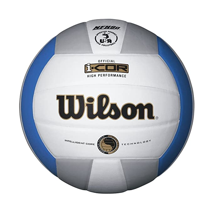 Wilson Icor Balón Voleibol, Blanco, M: Amazon.es: Deportes y aire ...