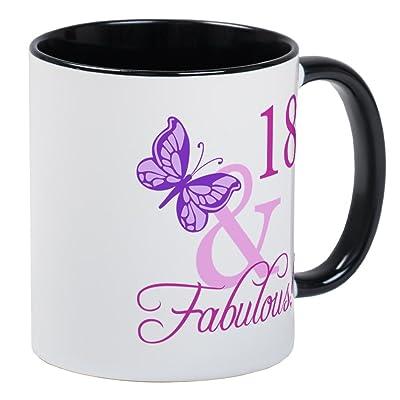 18th Birthday Mug