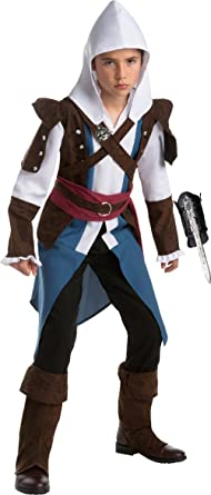 Assassin S Creed Iv Edward Kenway Assassin Bundle Boys Costume Large 12 14 Amazon Ca Clothing Accessories