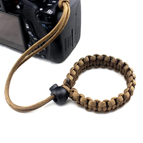 Fousamax - Cuerda para cámara réflex DSLR SLR (Tejido a Mano, 1 ...