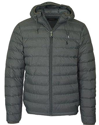 Ralph Lauren - doudoune ralph lauren grise XXL  Amazon.fr  Vêtements ... 0923b4eee79c