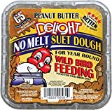C&S 12581 Peanut Butter Delight Suet, 11.75-Ounce