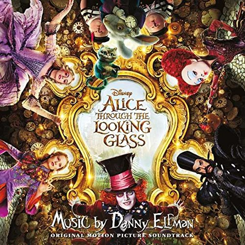 Alice Through The Looking Glass from Walt Disney