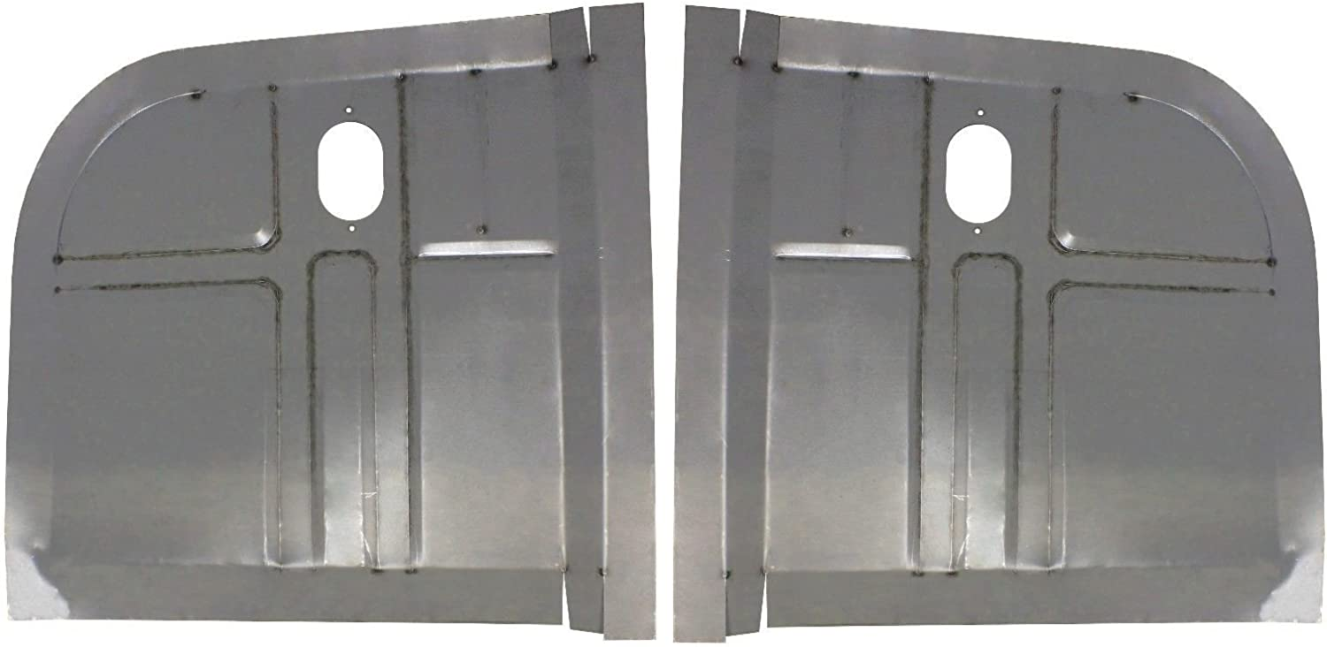 Works With 1962 1963 1964 1965 FORD FAIRLANE PASSENGER SIDE FRONT FLOOR PAN NEW Motor City Sheet Metal