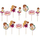 Amazon.com: Fancy Nancy Standard Party Pack for 8: Health ...