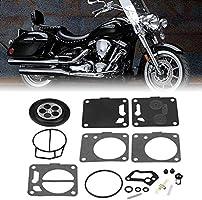 Qillu Herramientas de Reparaci/ón de Carburador de Motocicleta para Yamaha Moto Polaris Kawasaki Sxi Pro Mikuni