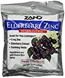 Cheap Zand Herbalozenge, Sweet Elderberry Zinc, 15 Count (Pack of 3)