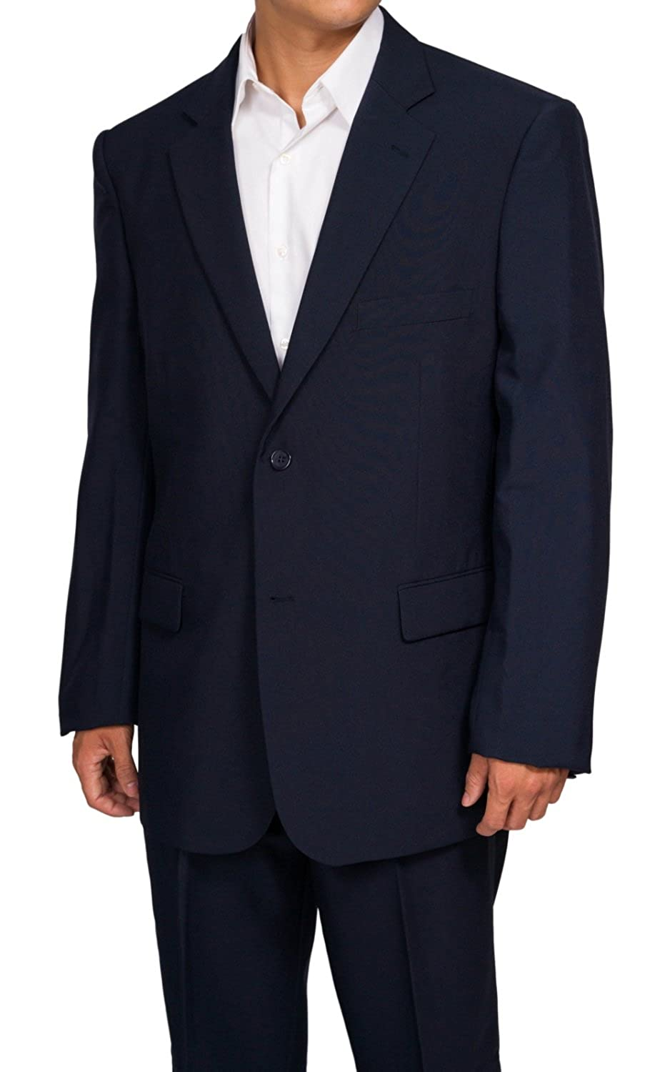 Nice Falcone Mens Big & Tall 64 66 68 70 72 3 Pc Dress Suit for sale