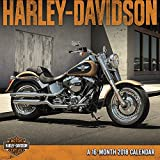 Harley Davidson 2018 Wall Calendar