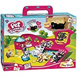 Pet Parade Deluxe Play World Toy