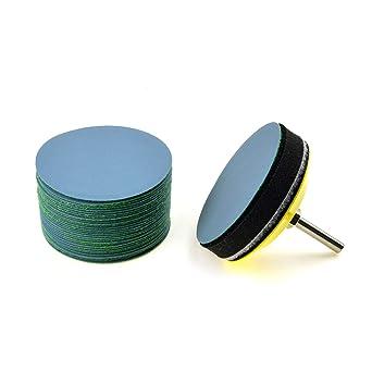 3 inch  Hook and Loop Sanding Discs 30//pk 1000 Grit
