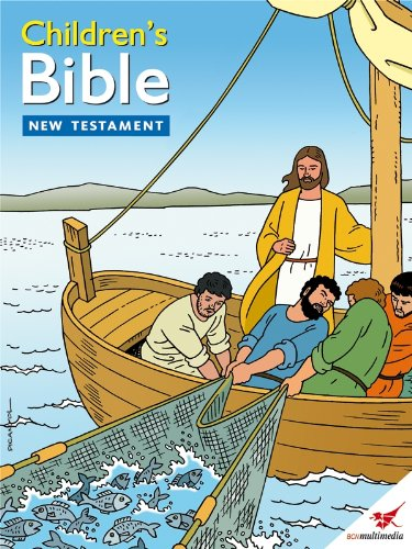 Children's Bible in the popular comic book format
