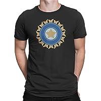 India Cricket Team Round Neck T-Shirt For Unisex