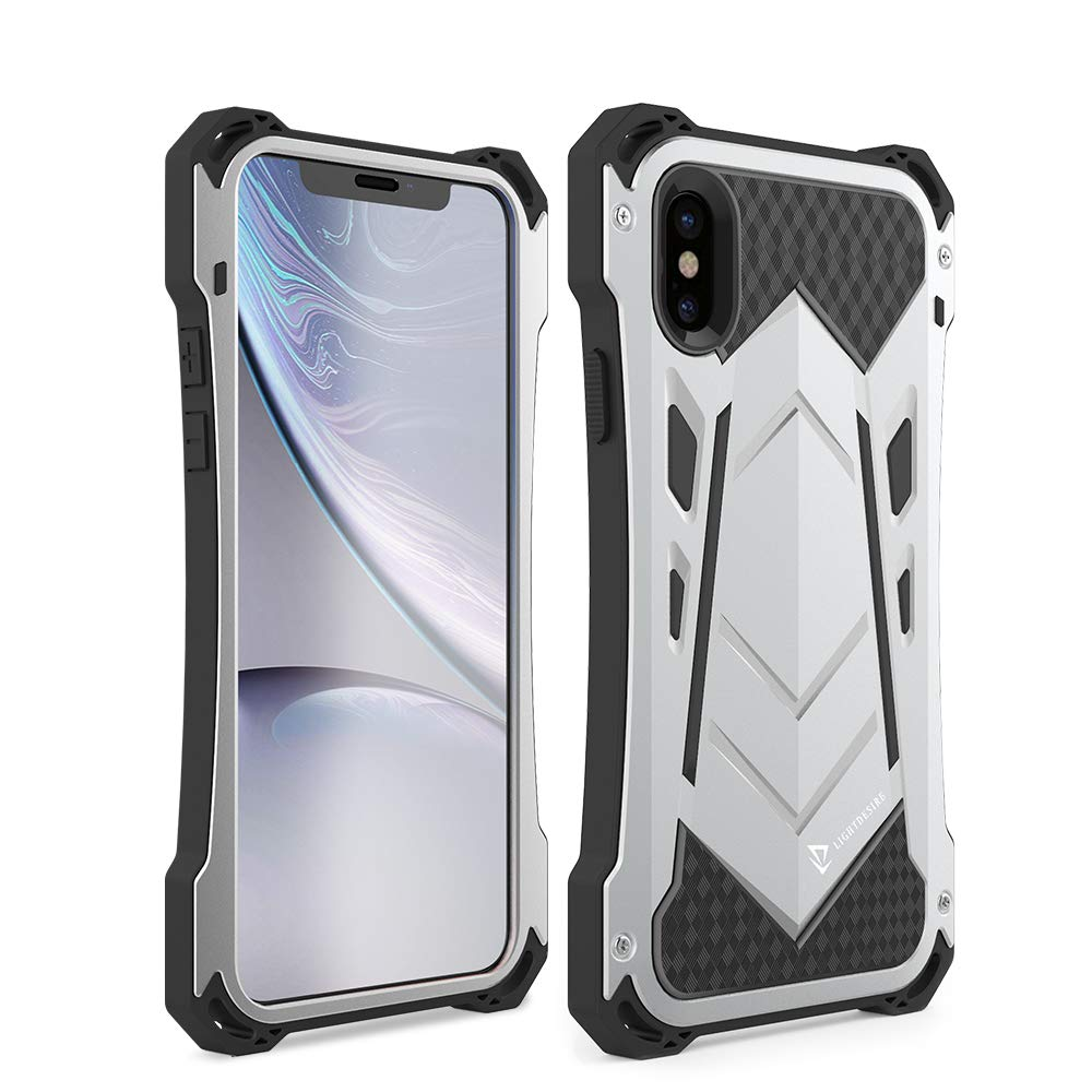 iPhone Xs Case, LIGHTDES