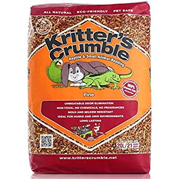 Amazon Com Kritter S Crumble All Natural Coconut Husk