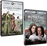 Masterpiece Set: To Walk Invisible, The Bronte Sisters + Wuthering Heights