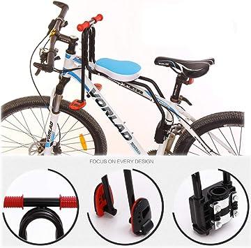FEZBD Sillín de Bicicleta, Asiento de Bicicleta para niños Asiento ...