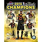 Cleveland Cavaliers 2016 NBA Finals Champions PF Gold Team Composite Photo.
