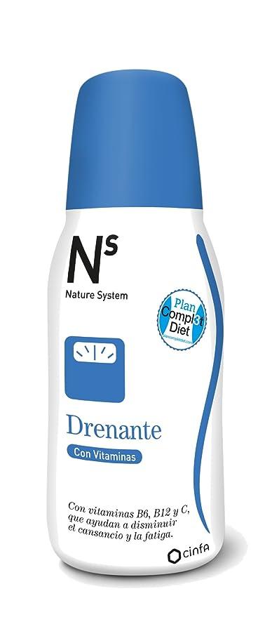N+S DRENANTE CON VITAMINAS 250 ML