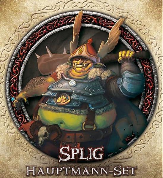 Asmodee FFGD1304 Descent 2.Ed. - Juego de Splig, Principal.: Amazon.es: Juguetes y juegos