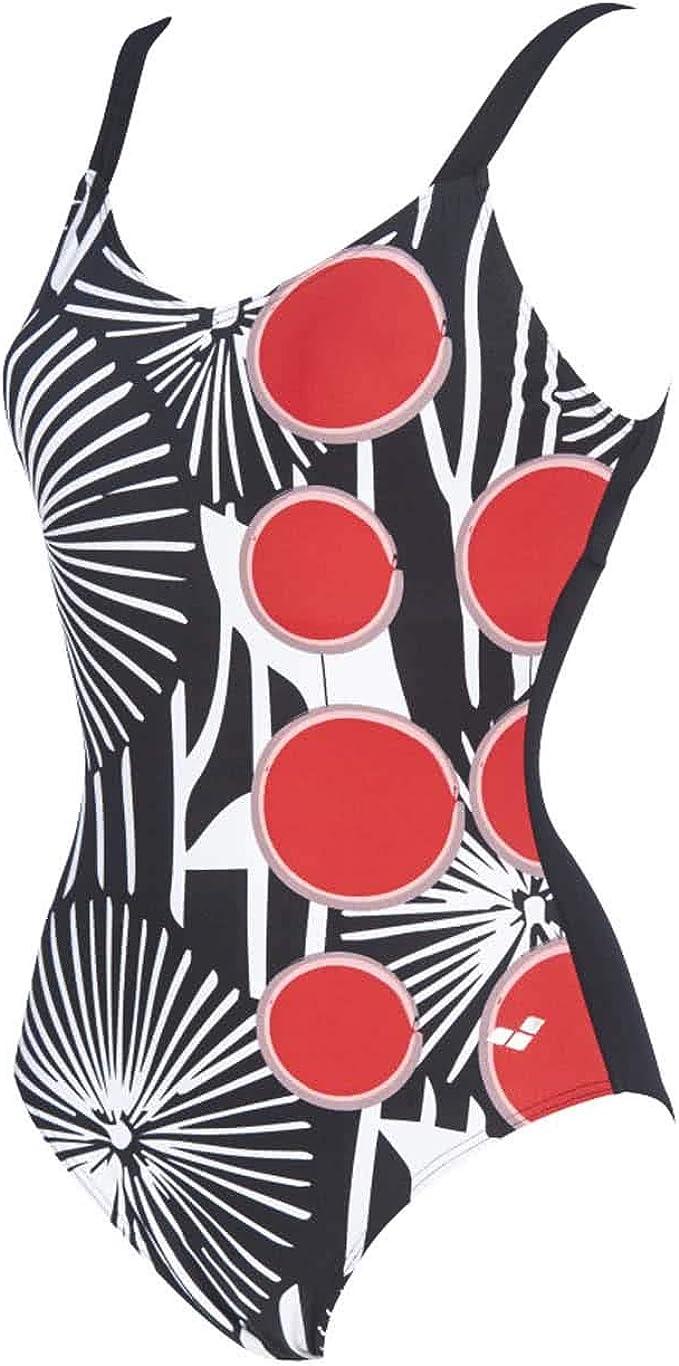 Damen Bodylift Badeanzug Makimurax Low C-Cup ARENA Costume Intero Donna