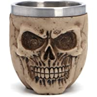 lehaha 2019 Resin Drinking Mug Skeleton Skull Coffee Cup Deals