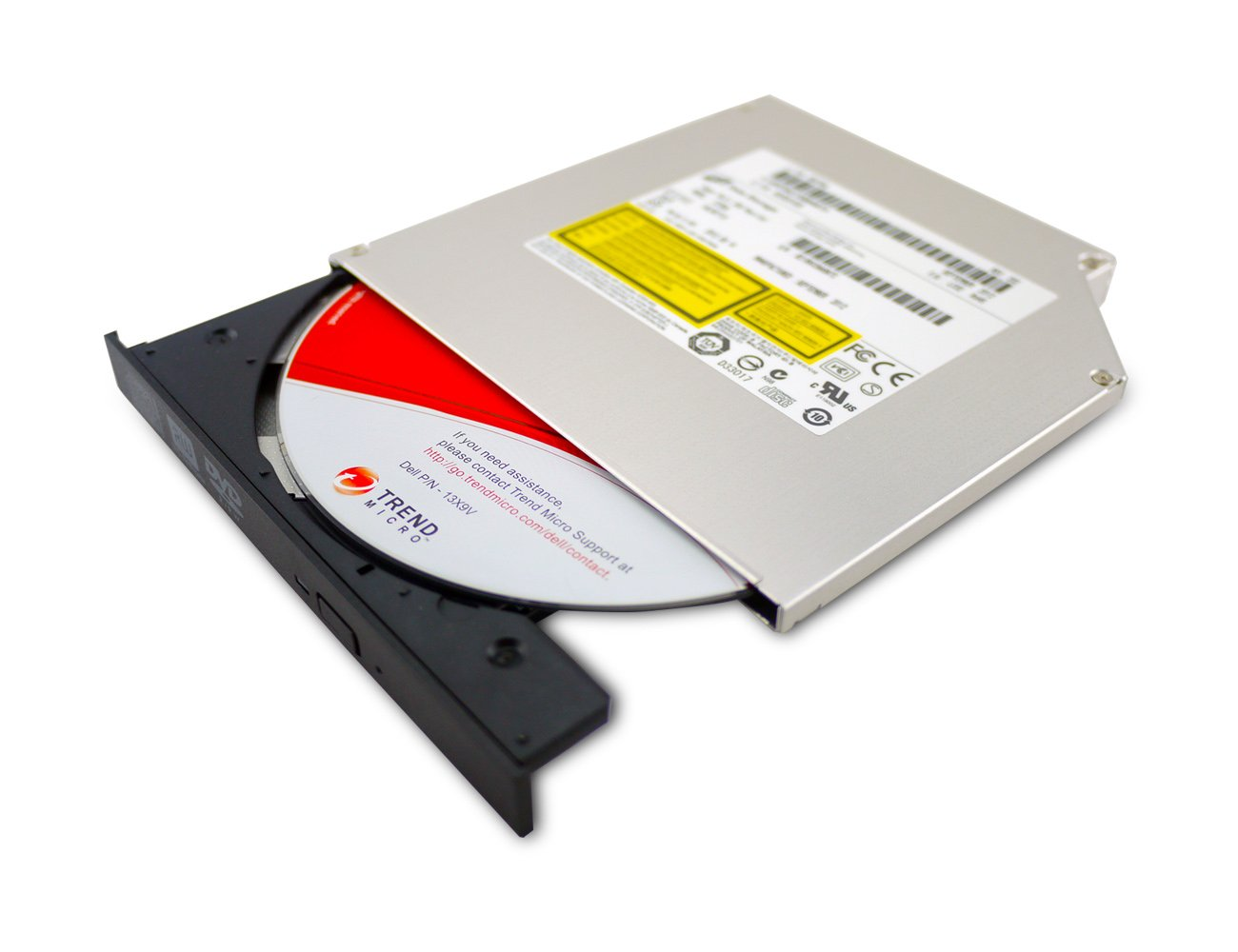 HIGHDING SATA CD DVD-ROM/RAM DVD-RW Drive Writer Burner for Sony VAIO VGN-NS110E/W VGN-NS130E VGN-NS235J
