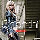 Believe by Orianthi (2009) Audio CD