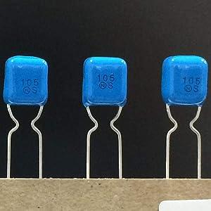 ニッセイ電機 積層メタライズドポリエステルフィルムコンデンサー