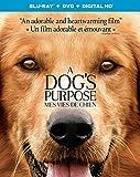 A Dog's Purpose [Blu-ray + DVD + Digital HD] (Bilingual)