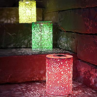 Allsop Home and Garden Soji Stella Dream Solar Lantern