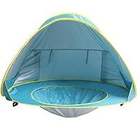 Sunba Youth Baby Beach Tent (Blue)