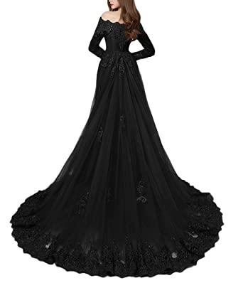 Sophie Womens Off Should 2 Piece Prom Dresses Long Sleeve Lace