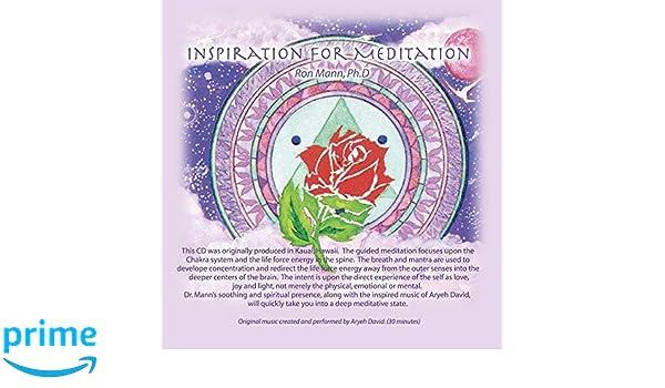 Ph D  Ronald L Mann - Inspiration for Meditation - Amazon