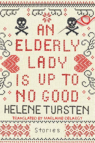 An Elderly Lady Is Up to No Good ()