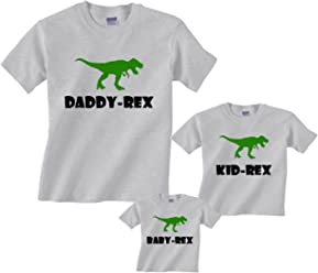 34b933d4d8 Footsteps Clothing Baby-REX Grey Shirt - Youth Small, S/S (735