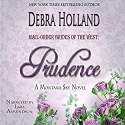 Mail-Order Brides of the West, Book 4: Prudence