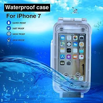 custodia iphone 7 per acqua