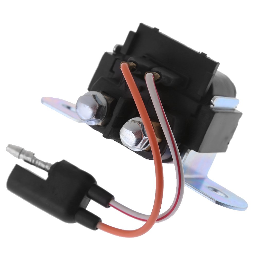 amazon com: starter relay solenoid for polaris predator 500 2003 2004 2005  2006: automotive