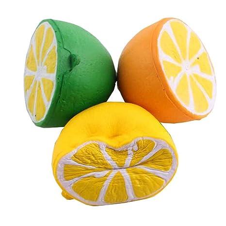 Zerama La Mitad Caliente Blando Jumbo Fruta del limón ...