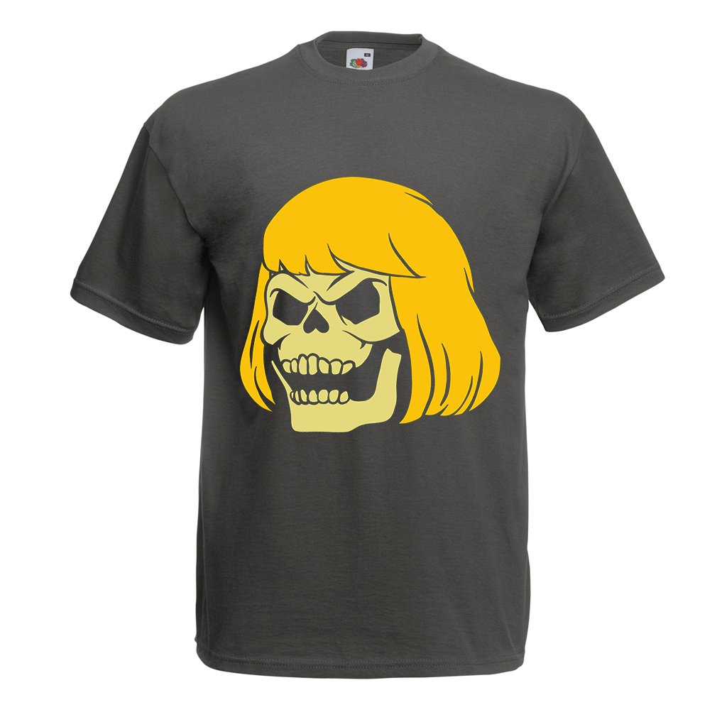 T Shirts For Blonde Skull 8183