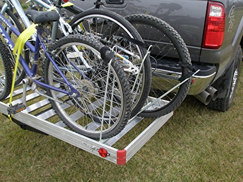 Tow Tuff Ttf 2762acbr 2 In 1 Aluminum Cargo Carrier With